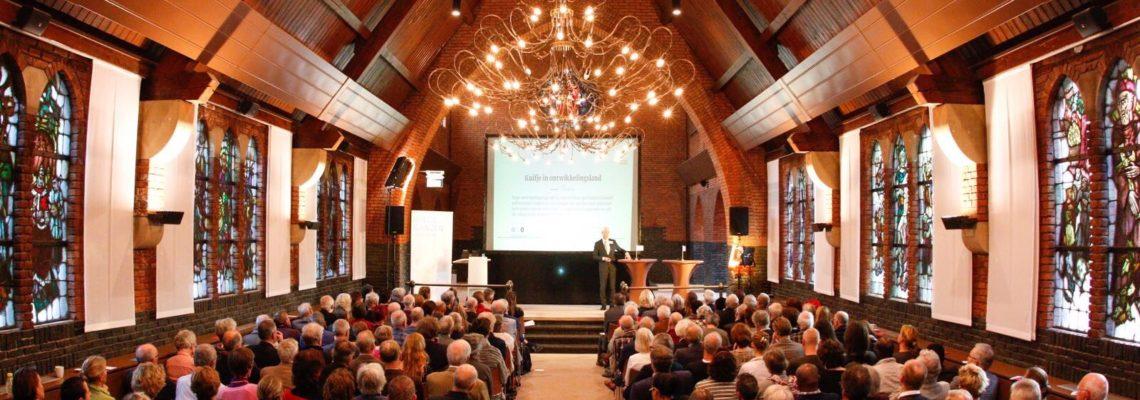 Symposium over de wereldwijde impact van kleine ontwikkelingsprojecten