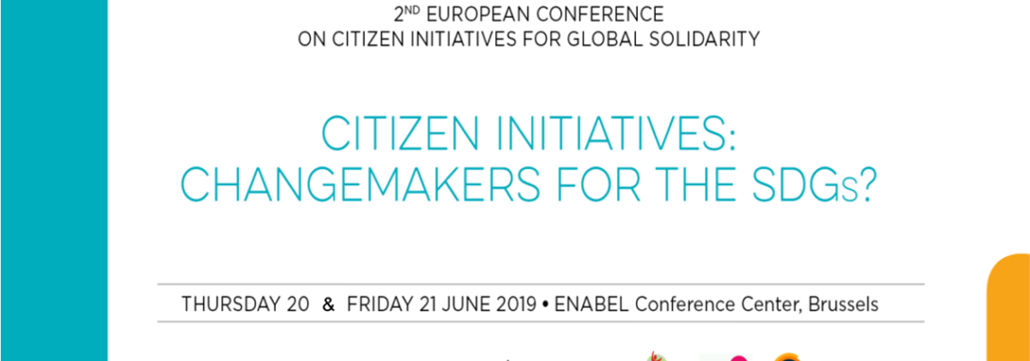 Second European Conference on Citizen Initiatives for Global Solidarity